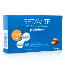 BETAVITE PROTEXTREM 30 CAPS