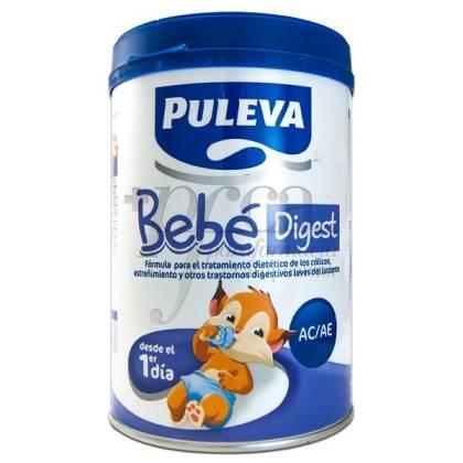PULEVA BEBE DIGEST AC/AE DESDE EL 1ER DIA 800G