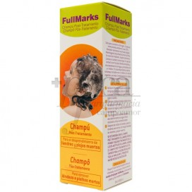 FULLMARKS POST-PEDICULICIDE TREATMENT SHAMPOO