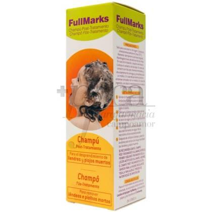 FULLMARKS CHAMPU POST- TRATAMIENTO PEDICULICIDA