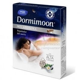 DORMIMOON MELATONINA 30 COMPRIMIDOS + 30 COMPRIMIDOS
