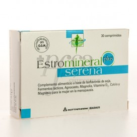 ESTROMINERAL PLUS SERENA 30 COMP