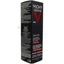 VICHY HOMME IDEALIZER HAUT UND BART FEUCHTIGKEITSCREME 50 ML