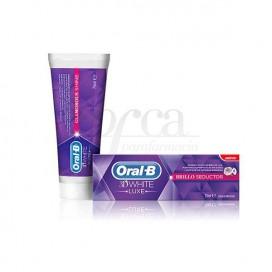 ORAL-B PASTA 3D WHITE LUXE SEDUCTOR 75ML