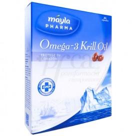 OMEGA-3 KRILL OIL 30 KAPS