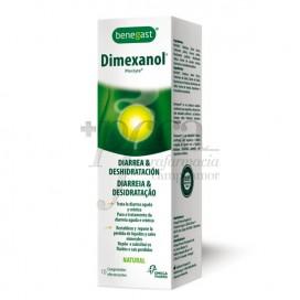 DIMEXANOL BENEGAST 10 COMP EFERVESCENTES