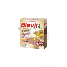 BLEVIT PLUS CEREALES PEPITAS DE CHOCOLATE 600G
