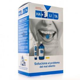 HALITA DENTIFRICO 75ML + COLUTORIO 500ML PROMO