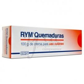 RYM QUEIMADURAS 100 G