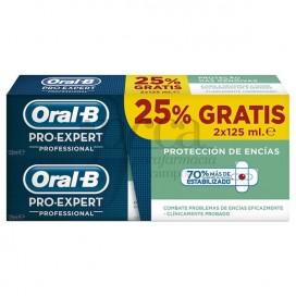 ORAL-B PRO EXPERT ENCIAS 2X 125 ML PROMO