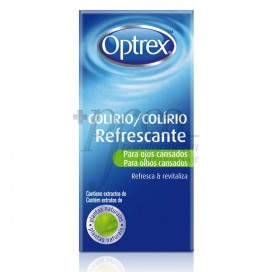 OPTREX REFRESHING EYE DROPS FOR TIRED EYES 10 ML