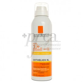 ANTHELIOS XL INVISIBLE MIST SPF50 200 ML