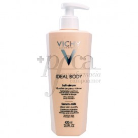VICHY IDEAL BODY LECHE-SERUM 400 ML