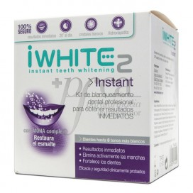 IWHITE INSTANT MOLDE DENT BLANQ 10 UDS