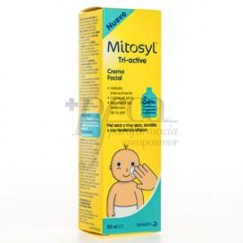 MITOSYL TRIACTIVE CREME FACIAL 50 ML