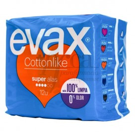 EVAX COTTONLIKE SUPER WITH WINGS 12U