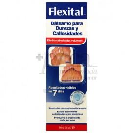 FLEXITAL BALSAMO PARA DUREZAS Y CALLOSIDADES 56G