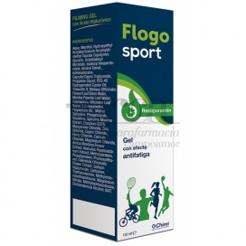 FLOGOSPORT RECUPERACION GEL ANTIFATIGA 100ML