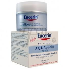 EUCERIN AQUAPORIN ACTIVE  FPS 25 LIG 50 ML