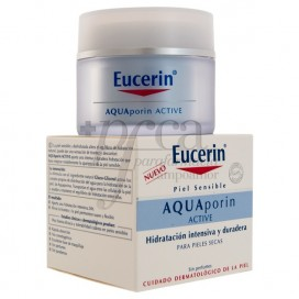 EUCERIN AQUAPORIN ACTIVE DRY SKIN 50ML