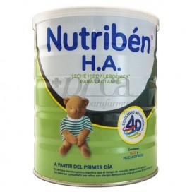 NUTRIBEN HA LEITE PARA LACTANTES 800G