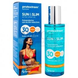 PROTEXTREM SUN SLIM SPF30 ACTIVE SPRAY OIL 200ML