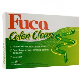 FUCA COLON CLEAN 30 TABLETS
