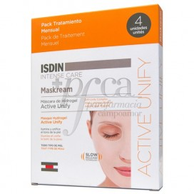MASKREAM ISDIN MASCARA HIDROGEL ACTIVE UNIFY 4U