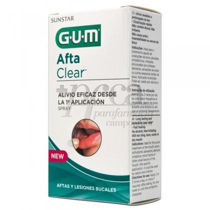 AFTACLEAR GUM SPRAY 15 ML