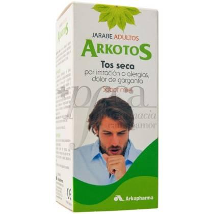 ARKOTOS JARABE ADULTOS 200 ML