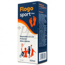 FLOGO SPORT PIES GEL 100 ML