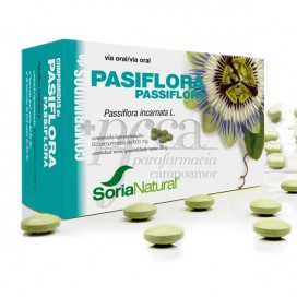 SORIA NATURAL PASIFLORA 60 COMPS