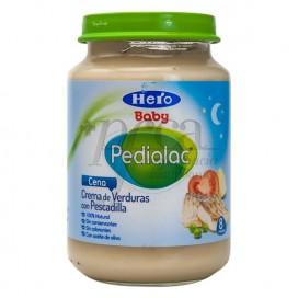 HERO PEDIALAC CREME VERDURAS PESCADILLA 200G