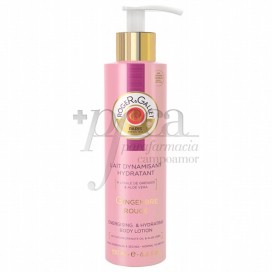 ROGER & GALLET LEITE CORPORAL HIDRATANTE GINGEMB