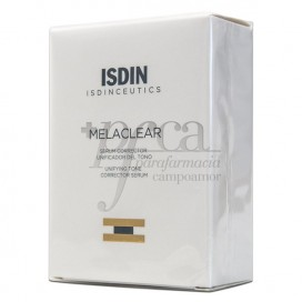 ISDINCEUTICS MELACLEAR SERUM CORRECTOR 15 ML