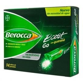 BEROCCA BOOST GO GRANULADO 14 SOBRES