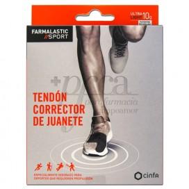FARMALASTIC SPORT TENDON CORRETOR JOANETE TAMANHO PEQUENO 20-21,5 CM