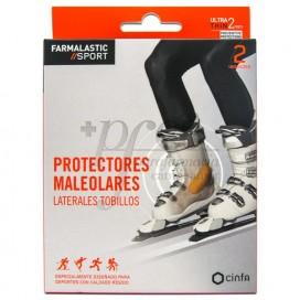 FARMALASTIC SPORT 2 PROTECTORES MALEOLARES T/U