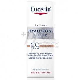 EUCERIN HYALURON-FILLER CREME MEDIO 50ML