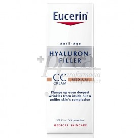 EUCERIN HYALURON-FILLER CREME MEDIUM 50ML
