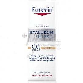 EUCERIN HYALURON-FILLER CREME CLARO 50ML