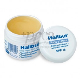 HALIBUT NARIZ Y LABIOS 10 ML