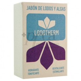 LODOTHERM JABON LODOS Y ALGAS 100 GR