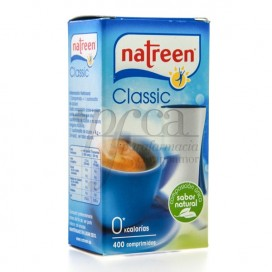 NATREEN CLASSIC 0 KCAL 400 COMPS