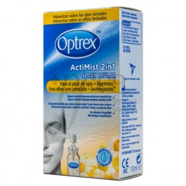 OPTREX ACTIMIST 2 EN 1 SPRAY OCULAR 10 ML