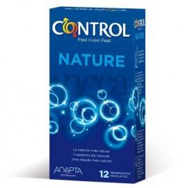CONTROL NATURE + PLESURE GEL NATURE PROMO