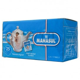 MANASUL 25 TEEBEUTEL