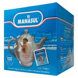 MANASUL 100 TEEBEUTEL