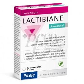 LACTIBIANE BUCODENTAL 30 COMP PARA CHUPAR