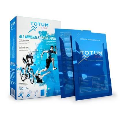 QUINTON TOTUM SPORT 10 SOBRES DE 20ML